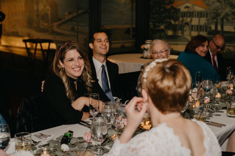 Aurora Inn New York wedding reception