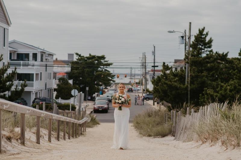 First Look on the Beach on Long Beach Island