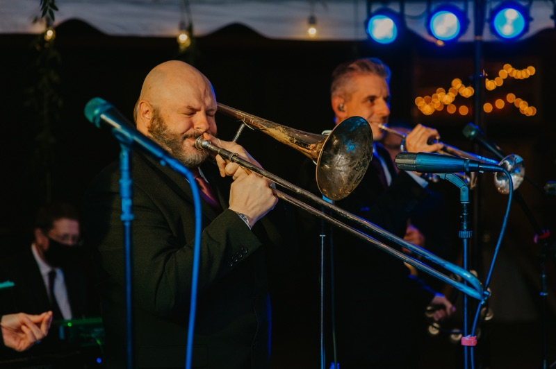 New Jersey Live Band at Wedding