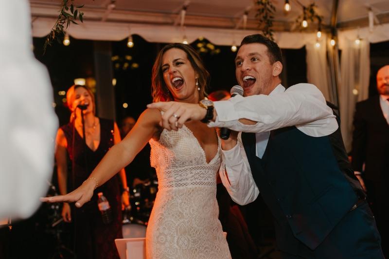 New Jersey Wedding Karaoke