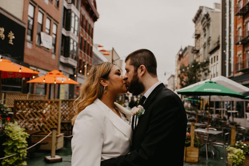 Jersey City Wedding at City Hall