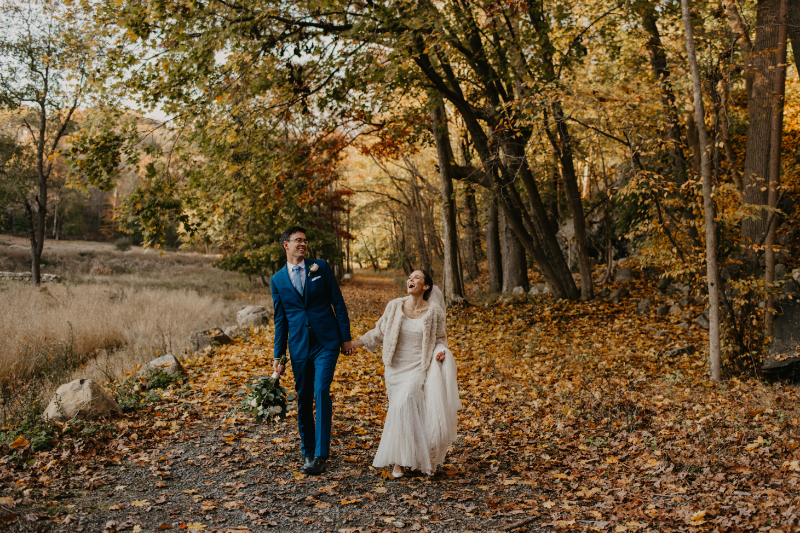 fall wedding in new jersey