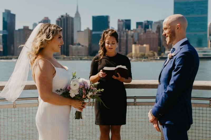 Long Island City Wedding Elopement