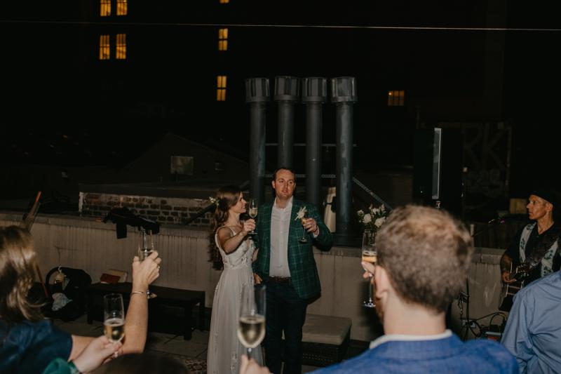 New York City Wedding Reception Micro Wedding Venue