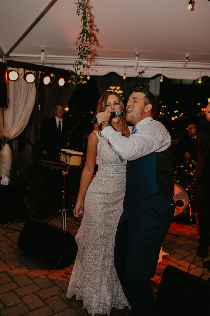 New Jersey Wedding Karaoke