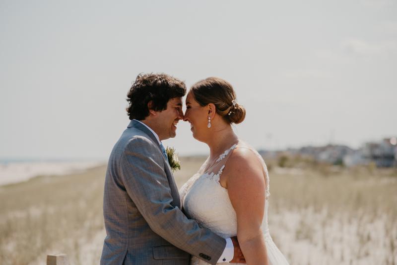 seaside park wedding in new jersey