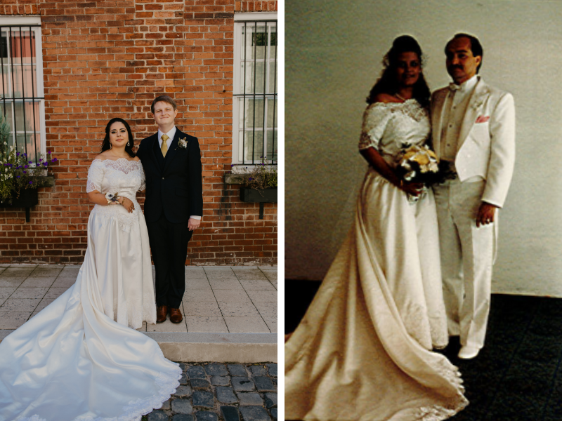 Jersey City Wedding Inspired by Mexico Wedding