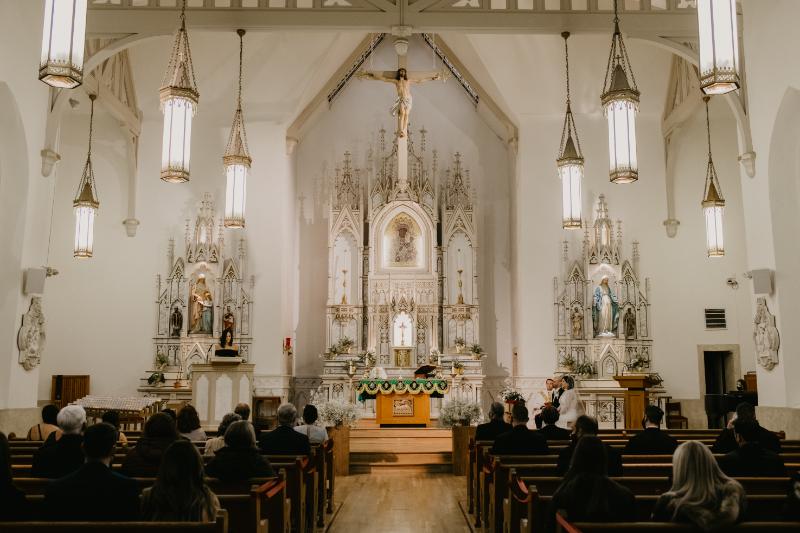 jersey city church ceremony