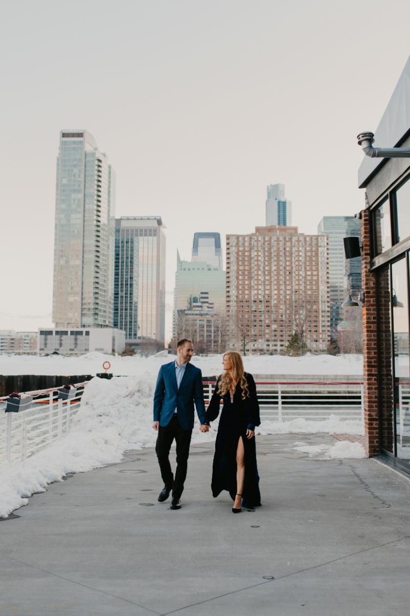 New York city Proposal Photos