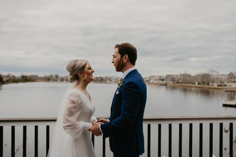 Bride and Groom New Jersey Wedding Photos