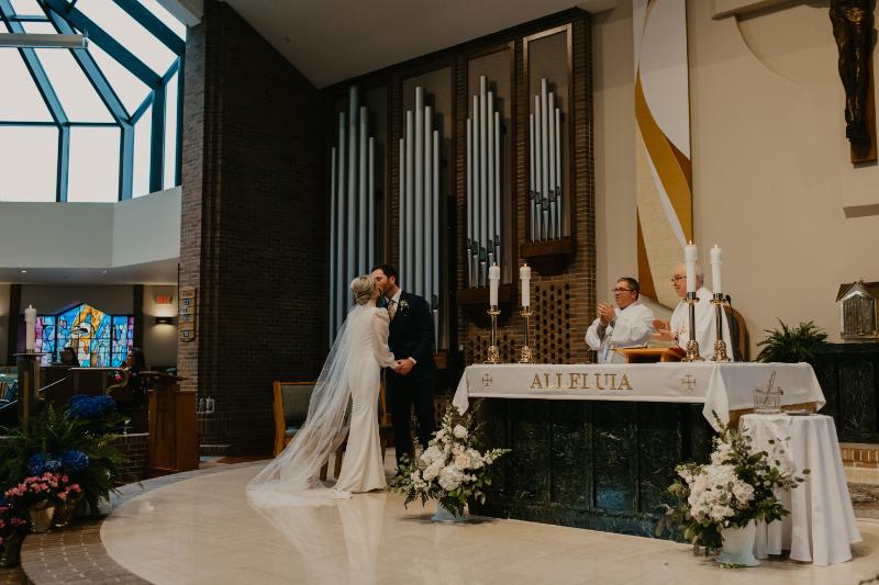St Joseph's Roman Catholic Church Ceremony