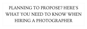 New Jersey proposal photographer.