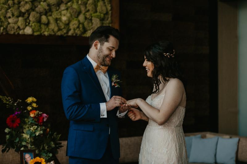 Halifax Hoboken Wedding Ceremony