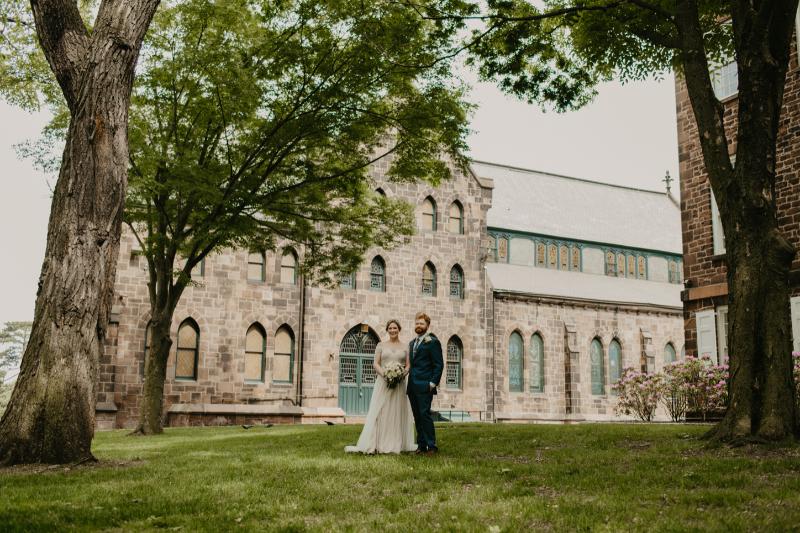 European Wedding Style in New Jersey