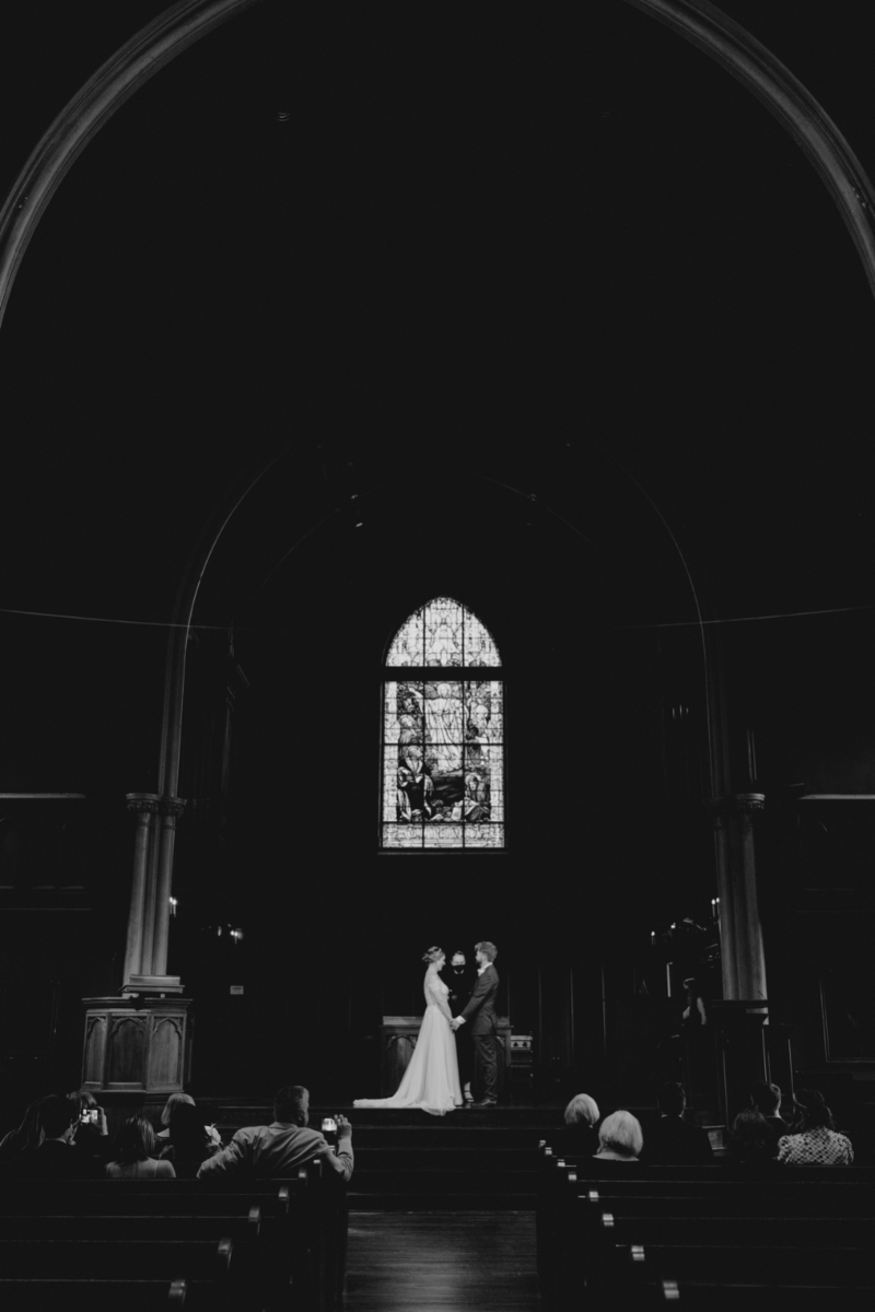 New Jersey Church Wedding